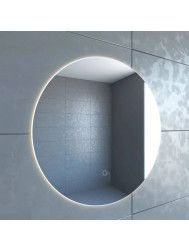 Ronde Badkamerspiegel LED BWS Verlichting Dia 100 cm