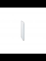 Schaamschot Sanicare Witte Kleur Strakke En Tijdloze Uitvoering 70x40x5,2 cm