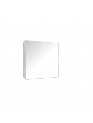 Spiegelkast Sanicare Qlassics 60 cm 1 Deur Truffel-Eiken