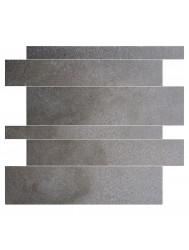 Wandtegels Gravel stroken Mud 5-10-15x60 rett (Doosinhoud 1,08 m²)