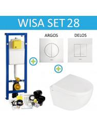 Wisa XS set28 Zero Compact (Met Argos of Delos drukplaat)