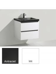 Badkamermeubelset Sanilux Trend Stone 60x47x50 cm (in twee kleuren leverbaar)