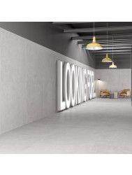 Vloertegel XL Mykonos Atrio Grey 120x120 cm (prijs per stuk van 1.44m²)