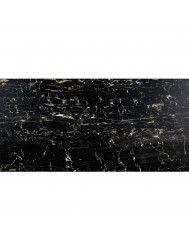 Vtwonen Classic Vloertegel Portoro Black Glanzend Natuursteen 74x148 cm (doosinhoud: 1,09 m2)