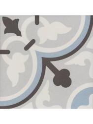 Vtwonen Douglas & Jones Vloer en Wandtegel Vintage Flavie Blue 20x20 cm