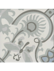 Vtwonen Douglas & Jones Vloer en Wandtegel Vintage Papillon 20x20 cm