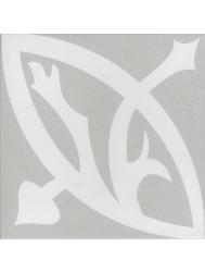 Vtwonen Douglas & Jones Vloer en Wandtegel Vintage Zelie Gris 20x20 cm