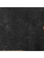 Vtwonen Wandtegel Craft Off Black Deco 12.4x12.4 cm (Doosinhoud 0.42 m2)