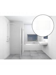 Wandtegel 25x40 cm mat wit (Doosinhoud 1 m²)