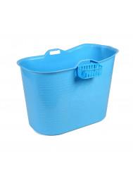 Zitbad Bath Bucket Voor Volwassenen Blauw 92x51x63cm Voor 200 Liter