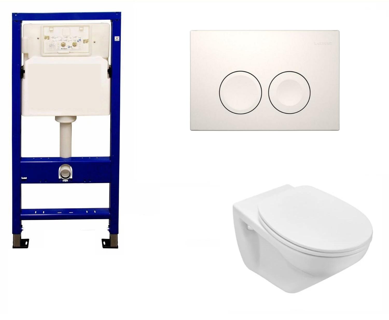 Geberit Toilet Prijs : Geberit up toiletset set design met delta drukplaten