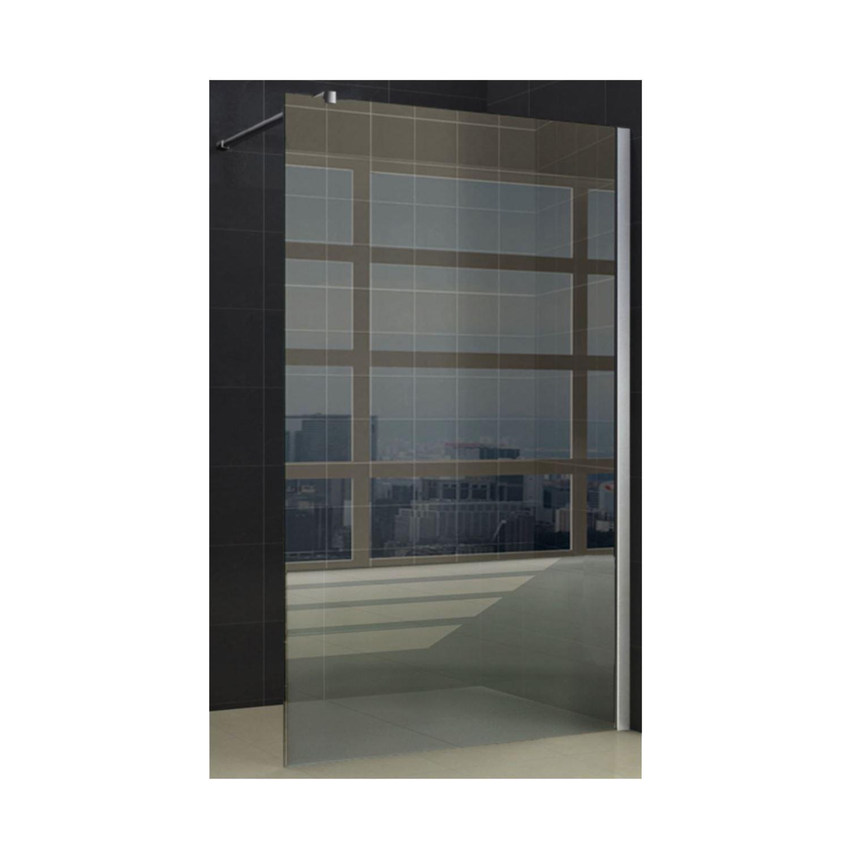 inloopdouche sanilux deluxe helder glas 120x220cm 10mm
