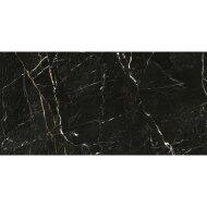 Vloertegel Navarti Strom Negro Marmerlook 60x120 cm (doosinhoud 1.44 m2)