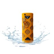 Bluetooth Sound-Box Aquasound Waterproof (IPX5) + USB oplaadkabel Oranje