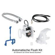 Installatie kit voor automatische spoeling van de Grohe Sensia Arena