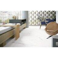 Vloertegel Cristacer Artico M-175 59,2x59,2 cm Porselein White Home (Doosinhoud: 1,05 m2)