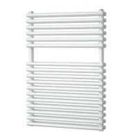 Designradiator Florion Nxt Dubbel 72,2 x 50 cm 505 Watt met Middenaansluiting Wit