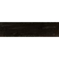 Wandtegel Ragno Look Nero 6x24 cm Glans Zwart-2