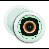 Speakerset Aquasound Samba (draaibare Tweeter) Mat Chroom Rond 215mm
