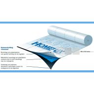Homelux waterdichte vloerrol 1,0x5,5 mtr (Waterdichtmaken)