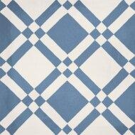 Portugese Vloertegel Jos Hidro Almost Square Blauw 19.7x19.7 cm (doosinhoud 1.20m2)