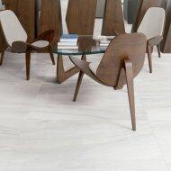 Vloertegel Cristacer Dolomite M-175 59,2x59,2 cm Porselein White Home (Doosinhoud: 1,05 m2)