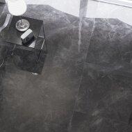 Vloertegel Lotus Black Pulido 60x120 cm Zwart (doosinhoud 1.44 m2)