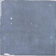 Vtwonen Wandtegel Craft Midnight Blue Glans 12.4x12.4 cm (Doosinhoud 0.42 m2)