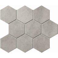 Hexagontegel Cristacer Umbria Grey 35.5x29.2 cm