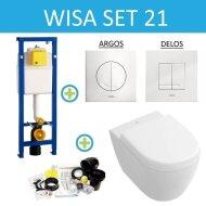 Wisa XS set21 Subway 2.0 Compact  (Met Argos of Delos drukplaat)