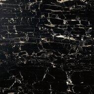 Vtwonen Classic Vloertegel Portoro Black Glanzend Natuursteen 74x74 cm (doosinhoud: 1,09 m2)
