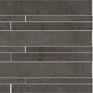 Mozaiek Arcana Bruay Plomo 30x30 cm Antraciet(Doosinhoud 1.08m2)