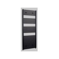Radiator Sanicare Standaard Recht 1127 Watt Inclusief Ophanging 60x172 cm Inox-Look