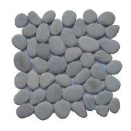 Pebble big tan gray 30x30 Y