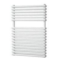 Designradiator Florion Nxt Dubbel 72,2 x 50 cm 505 Watt met Middenaansluiting Pearl Grey