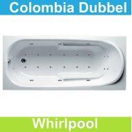 Ligbad Riho Colombia 175 x 80 cm Whirlpool Dubbel systeem