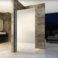 Inloopdouche Mirror Bws 90x200 cm 8mm Spiegelglas