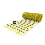 Elektrische Vloerverwarming Magnum Mat incl. Klokthermostaat 7 m2