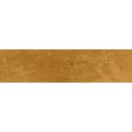 Wandtegel Ragno Look Ocra 6x24 cm Goud