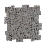 Mozaïek Random Small Light Gray Marmer 30x30 cm (Prijs per 1m²)
