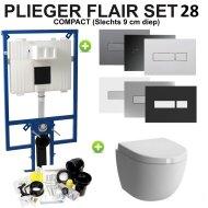Plieger Flair Compact set28
