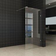 Inloopdouche Profiel loos Wiesbaden 50x200 8mm NANO glas