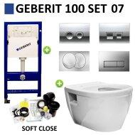 Geberit UP100 set07 Wiesbaden Prio Randloos met Delta drukplaat