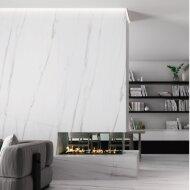 Vloertegel XL Etile Venato White Natural Mat 120x120 cm (1.44m² per Tegel)