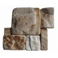 Mozaïek Pastel Rough Sandstone 30x30 cm (Prijs per 0,45m²)