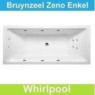 Whirlpool Bruynzeel Zeno 200 x 90 cm Enkel systeem | Tegeldepot.nl