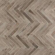 Vloertegel Jos Strucco Plaster Wood 6.5x40 cm Grey (doosinhoud 0.83 m2)