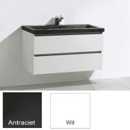 Badkamermeubelset Sanilux Trend Stone 80x47x50 cm (in twee kleuren leverbaar)