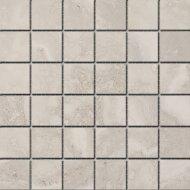Mozaïektegel Cristacer Tavertino Di Caracalla Silver 33.3x33.3cm (Per m2)