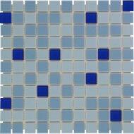 Mozaiek tegel Cadmus 30,3x30,3 cm (prijs per 0,92 m2)
